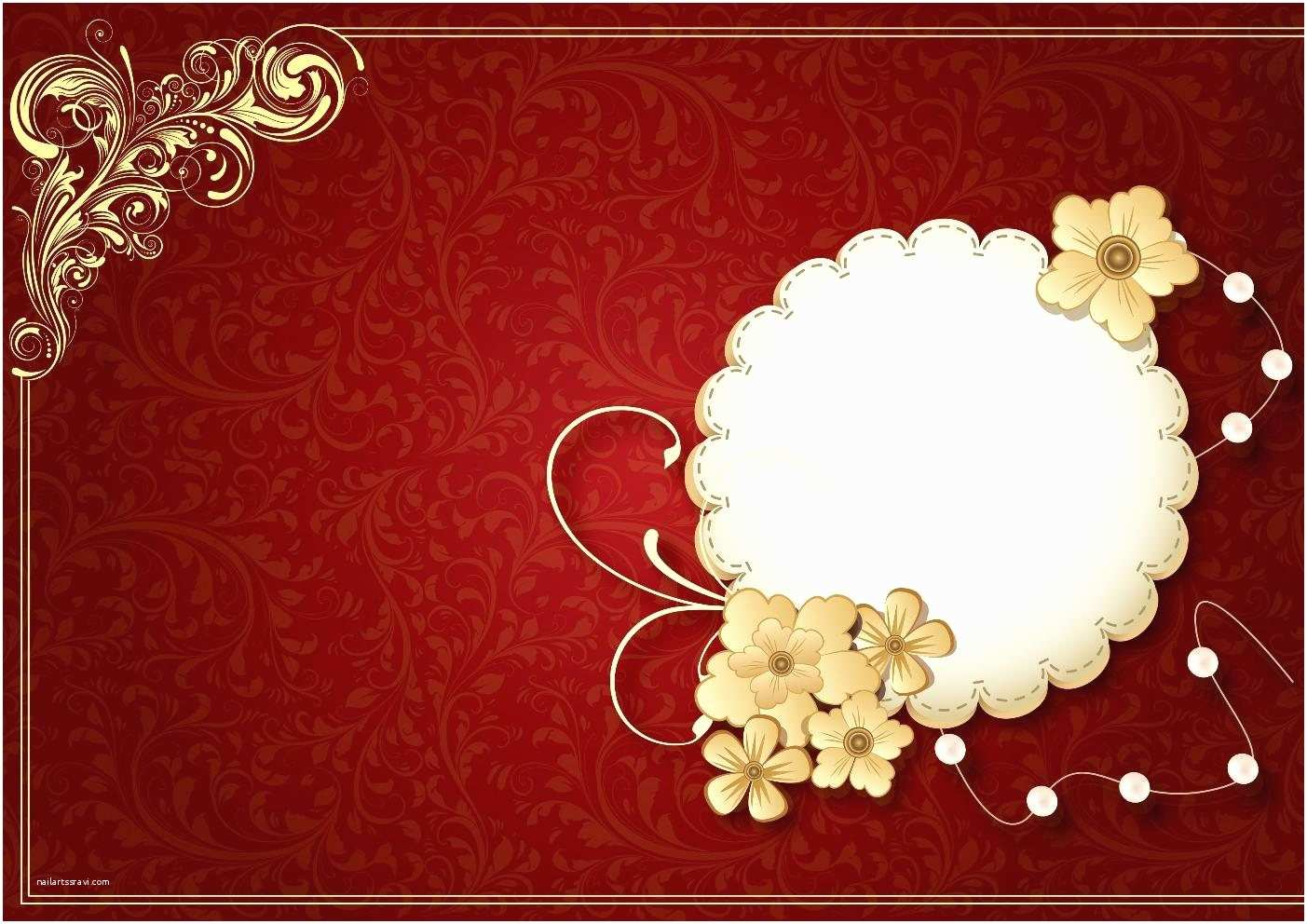 Indian Wedding Invitation Designs Free Download Indian Wedding Invitation Background Designs Free Download