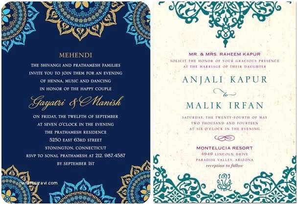 Indian Wedding Invitation Templates Indian Wedding Invitations Indian Wedding Invitations for