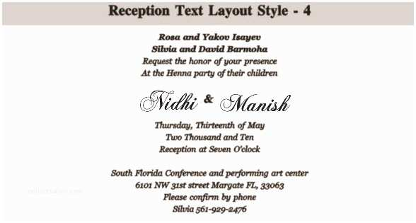 Indian Wedding Invitation Wording How to Impress Family & Friends with Unique Hindu Wedding