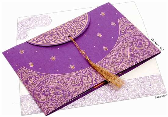 Indian Wedding Invitations A Guide to Types Of Indian Wedding Invitation Cards