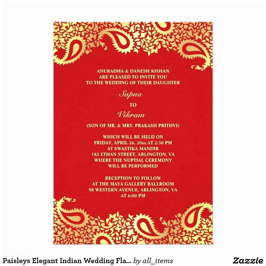 Indian Wedding Invitations Indian Wedding Invitation Background Templates Matik for