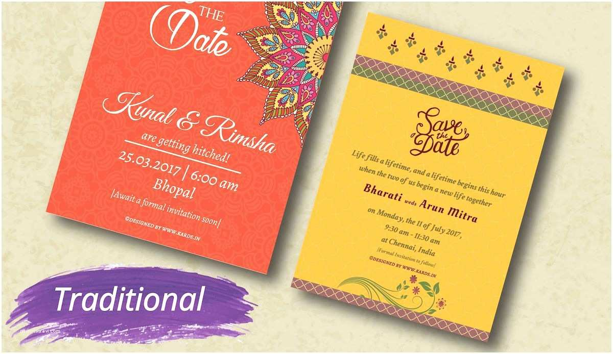 Indian Wedding Invitations Invite Friends for Your Marriage Through Whatsapp