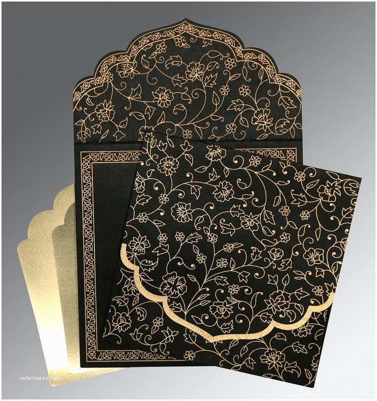 Indian Wedding Invitations Usa 7 Latest Trends Of Muslim Wedding Cards for A Perfect