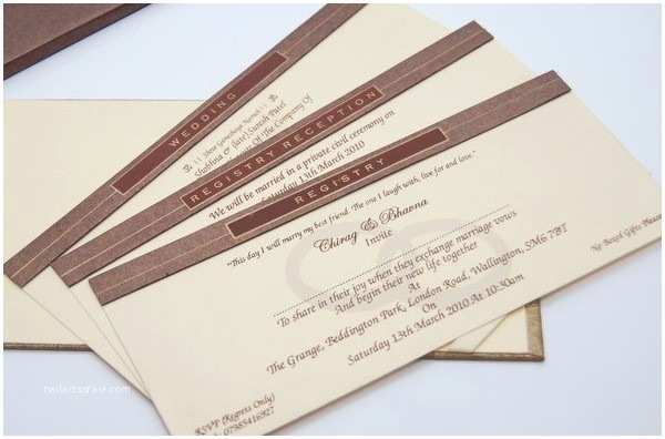 Indian Wedding Invitations Usa Indian Scroll Wedding Cards