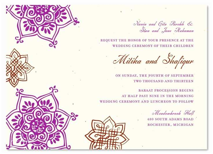 Indian Wedding Reception Invitation Wording Samples Bride Groom 66 Best Roy Wedding Images On Pinterest