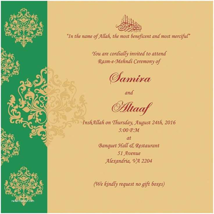 Indian Wedding Reception Invitation Wording Samples Bride Groom 7 Best Mehndi Ceremony Wordings Images On Pinterest