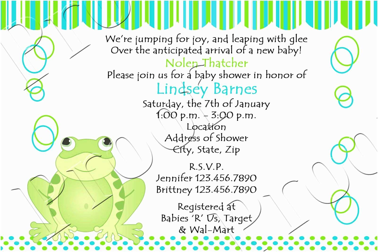 Inexpensive Baby Shower Invitations Card Invitation Templates All About Card Invitation