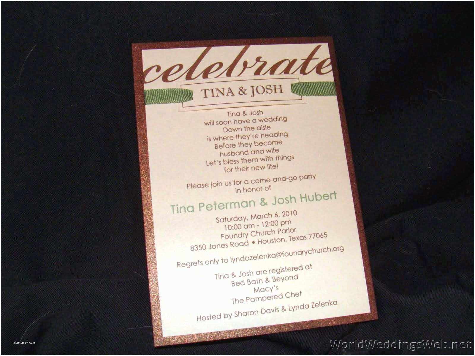 Inexpensive Bridal Shower Invitations How to Get Cheap Bridal Shower Invitations