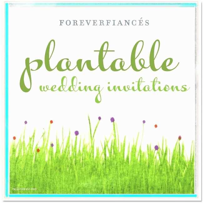 Inexpensive Plantable Wedding Invitations foreverfiances Plantable Invitations Reviews Ca 119