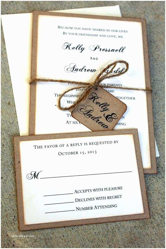 Inexpensive Wedding Invitation Packages Wordings Wedding Invitations Do It Yourself Ideas Also