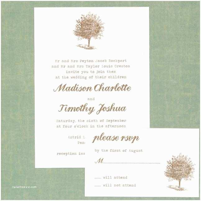Informal Wedding Invitations Exclusive Informal Wedding Invitation