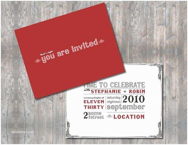 Informal Wedding Invitations Wedding Invitation Wording where to Start Wedding Blog