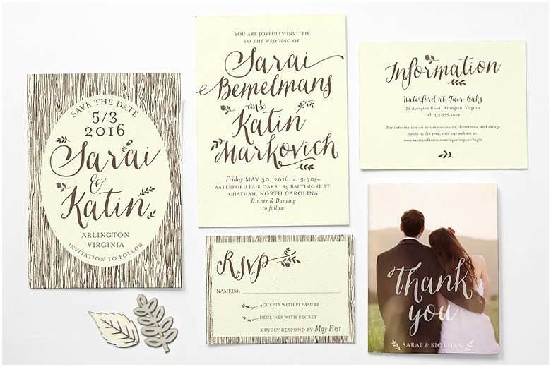 Information to Include On Wedding Invitation Wedding Invitation Etiquette You Can Use In the Modern World