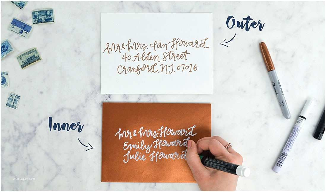 Inner and Outer Envelope Sizes for Wedding Invitations Do I Need Double Envelopes for My Wedding Invitations