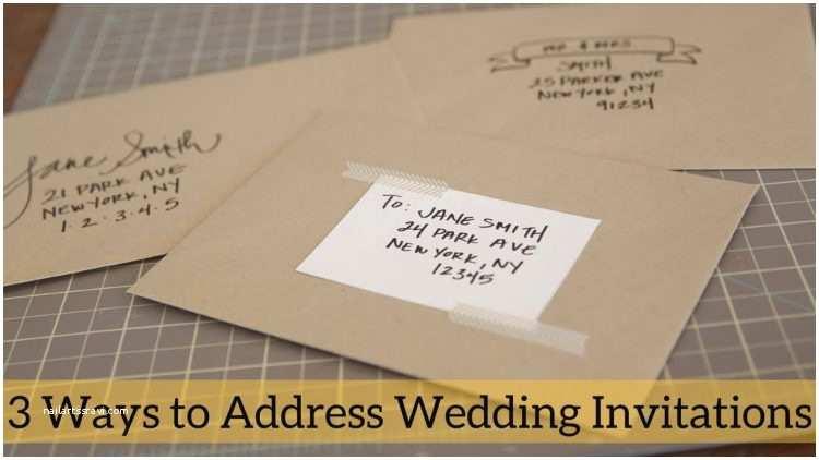 Inner and Outer Envelope Sizes for Wedding Invitations Wordings Etiquette Wedding Invitation Envelope Also