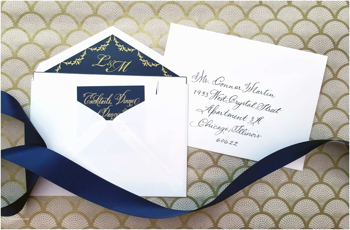 Inner and Outer Envelopes for Wedding Invitations Nico and Lala Wedding Invitation Etiquette Inner and Outer