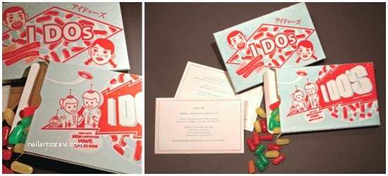 Interactive Wedding Invitations Save the Dates On Ewed