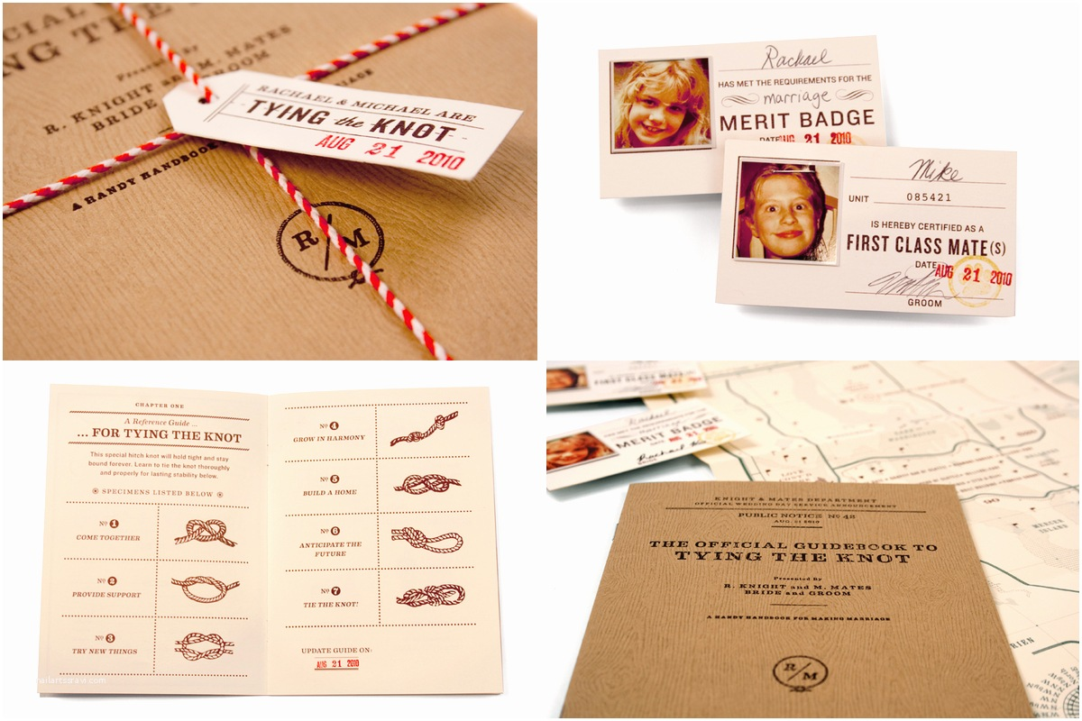 Interactive Wedding Invitations Tie the Knot Interactive Wedding Invitations