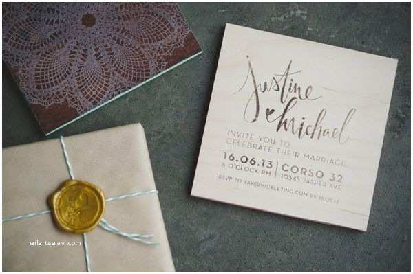 Intimate Wedding Invitations Intimate Edmonton Wedding
