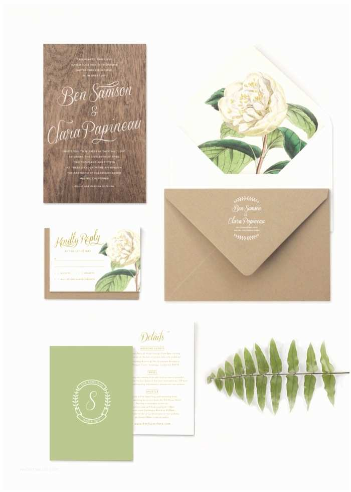 Intimate Wedding Invitations the Perfect Rustic Invitations for Your Country Wedding