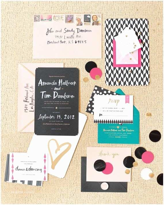 Invisible Ink Wedding Invitations From Telegrams to Invisible Ink Couples are Doing Fun