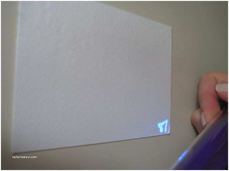 Invisible Ink Wedding Invitations Number Rsvp Cards with Invisible Ink