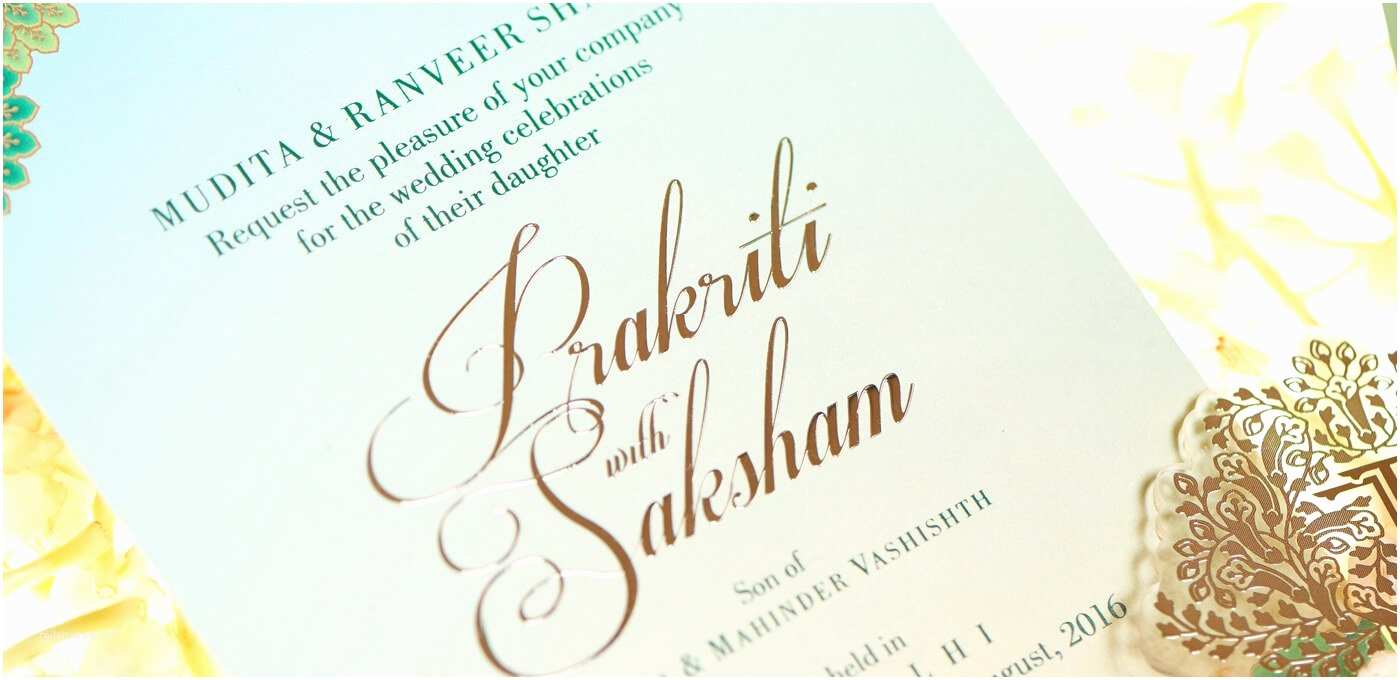 Invisible Ink Wedding Invitations Wedding Invitation Designs Indian Wedding Cards Printing