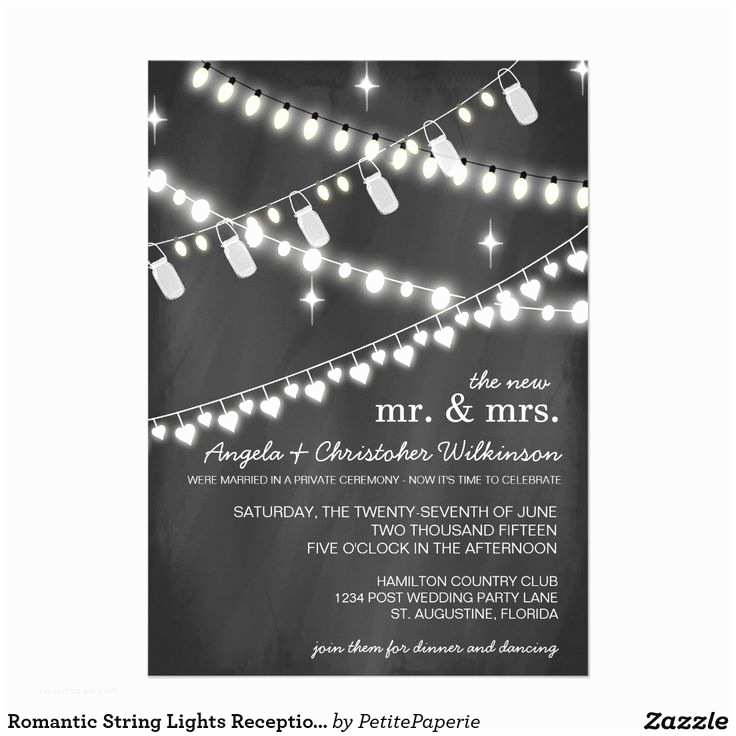 Invitation Only Wedding 25 Best Ideas About Reception Ly Invitations On