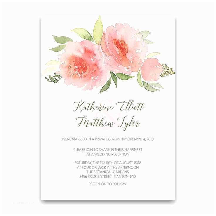 Invitation Only Wedding Best 25 Reception Only Invitations Ideas On Pinterest