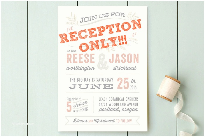 Invitation Only Wedding Wedding Invitation Wording Wedding Invitation Wording