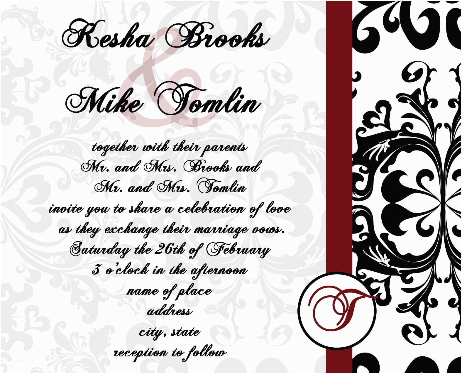 Invitation Sayings for Weddings Funny Quotes for Wedding Invitations Quotesgram