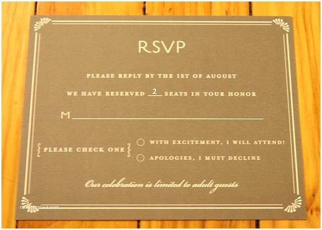 Invitation Wording for Adults Only Party Bacon Pages the Big Reveal Weddingbee