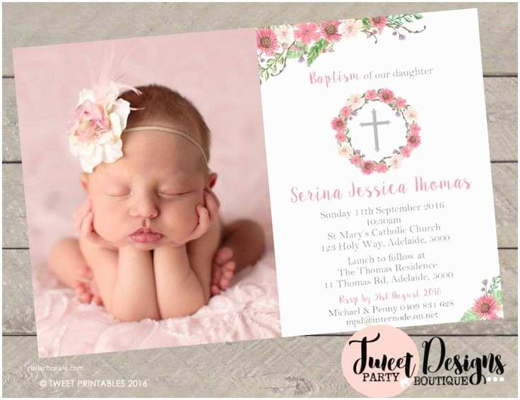 Invitations for Baptism 17 Best Images About Christening Invitations On Pinterest