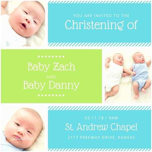 Invitations for Baptism Baby Christening Invitation Template – orderecigsjuicefo