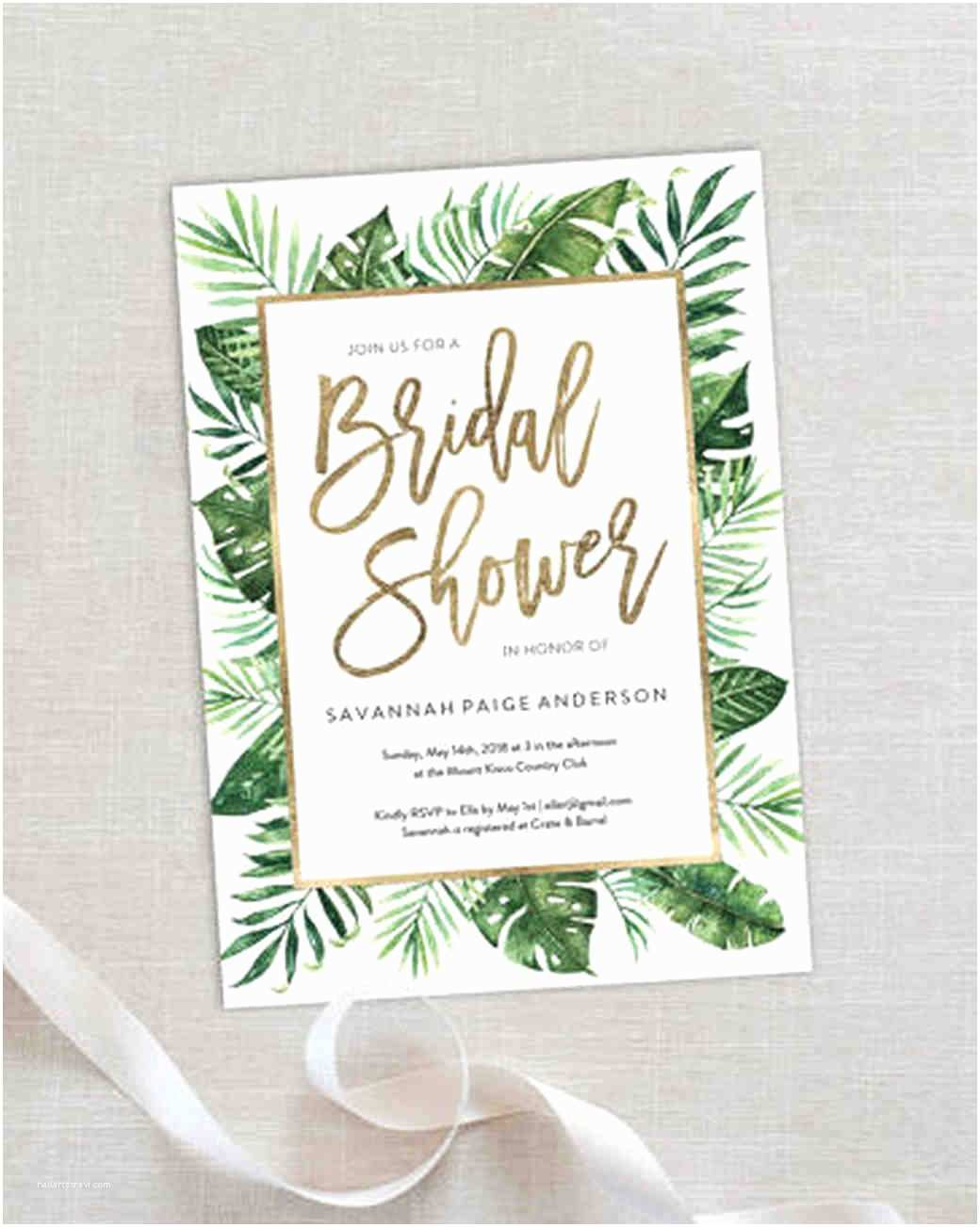 Invitations for Bridal Shower Bridal Shower Ideas