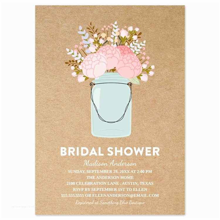 Invitations for Bridal Shower Rustic Wedding Shower Invitations – Gangcraft