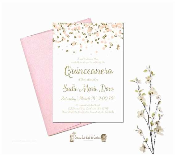 Invitations for Quinceaneras 25 Best Ideas About Quinceanera Invitations On Pinterest