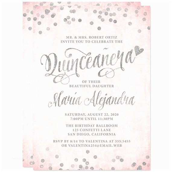 Invitations for Quinceaneras 28 Best Quinceanera Invitations Images On Pinterest