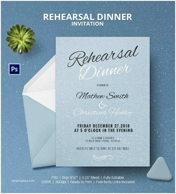 Invitations for Rehearsal Dinner Rehearsal Dinner Invitation Template – Gangcraft
