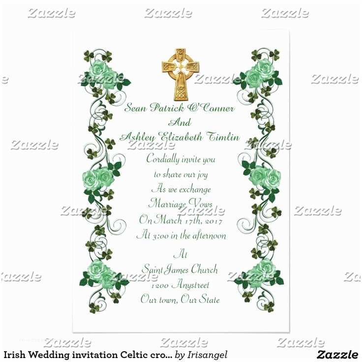 Irish Wedding Invitations 17 Best Images About Irish Wedding Invitations On