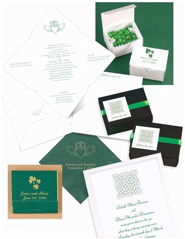 Irish Wedding Invitations 17 Best Irish Wedding Invitations Images On Pinterest