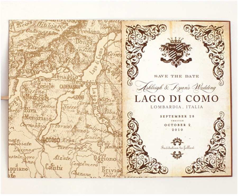 Italian Wedding Invitations V63 Our Muse Classic Italian Wedding ashleigh & Ryan