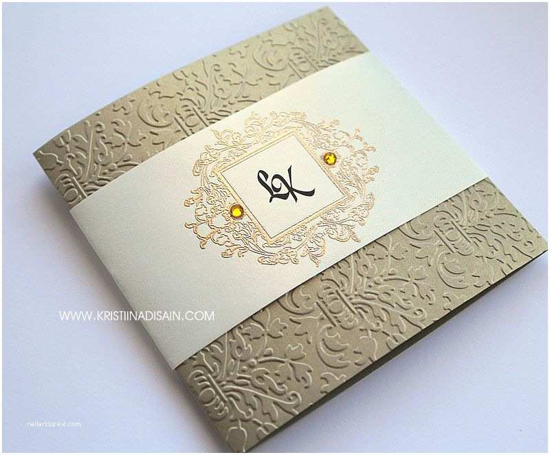 Ivory and Gold Wedding Invitations Vintage Gold and Ivory Wedding Invitation