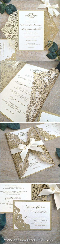 Ivory Pocketfold Wedding Invitations Perfect Beach Wedding Program Templates Model