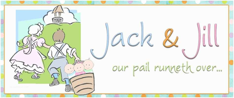 Jack And Jill Baby Shower Invitations What To Expect When Your Friends Are Expecting S