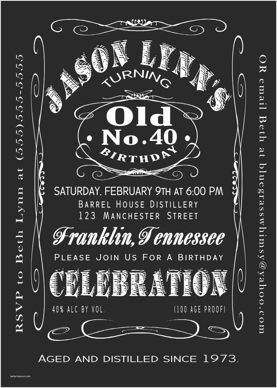 Jack Daniels Wedding Invitations Jack Daniels Invitation Templates Cloudinvitation