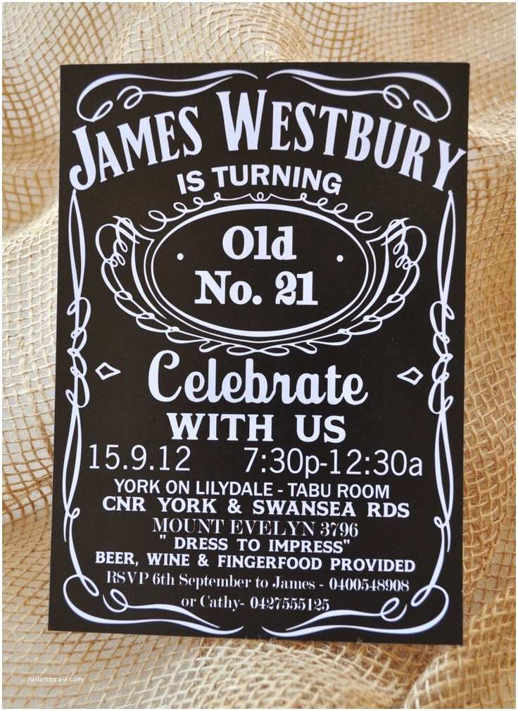 Jack Daniels Wedding Invitations the 25 Best Jack Daniels Label Ideas On Pinterest