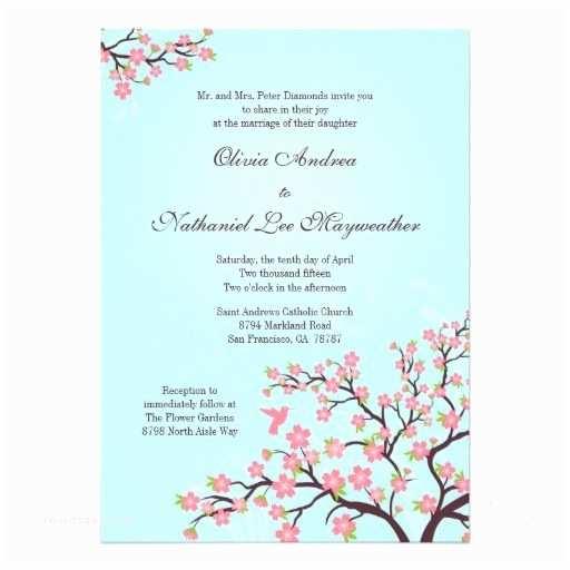 Japanese Cherry Blossom Wedding Invitations 15 Best Cherry Blossom Wedding Invitations Images On