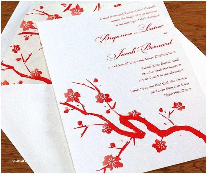 Japanese Cherry Blossom Wedding Invitations 48 Best Images About Invitation Design Sakura On