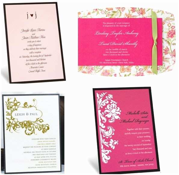 Jean M Wedding Invitations Stunning Trend Wedding Invitations From Jean M